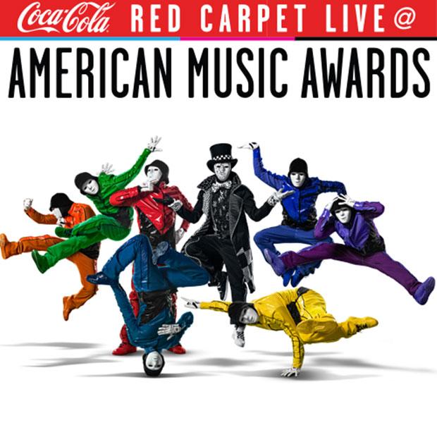 Coca Cola Red Carpet Live The 2013 Amas Red Carpet