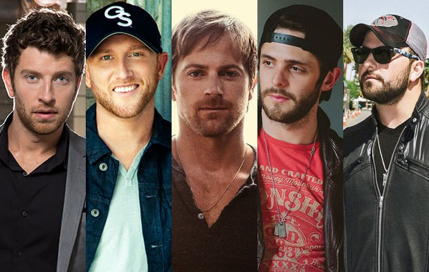 It's Country Time! Vote For Breakthrough Artist Of The Year For The ACC Awards