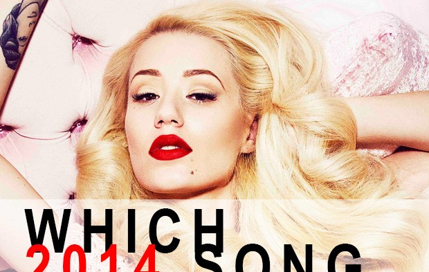 QUIZ: Which 2014 Song Are You?