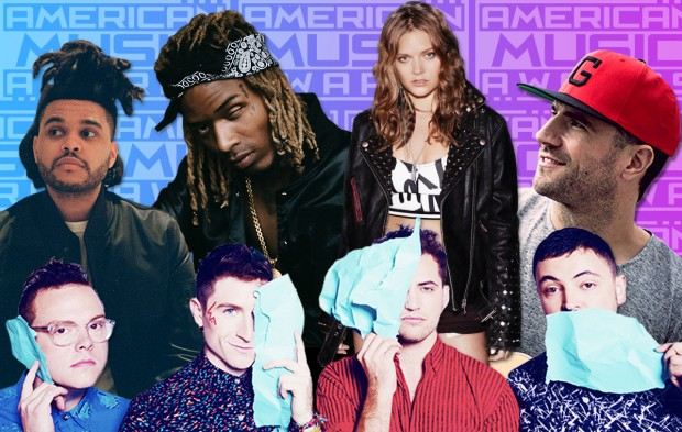 Get to Know the AMAs New Artist of the Year Nominees