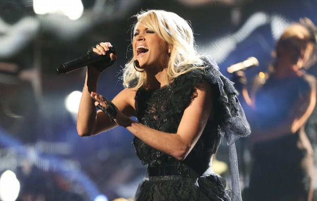 A Definitive Timeline of Carrie Underwood at the AMAs
