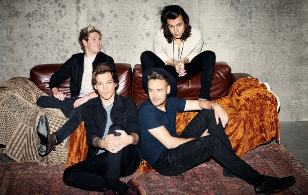 One Direction to Perform at New Year's Rockin' Eve