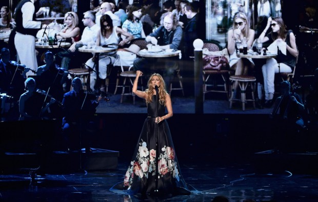 Celine Dion's Emotional Tribute to Paris