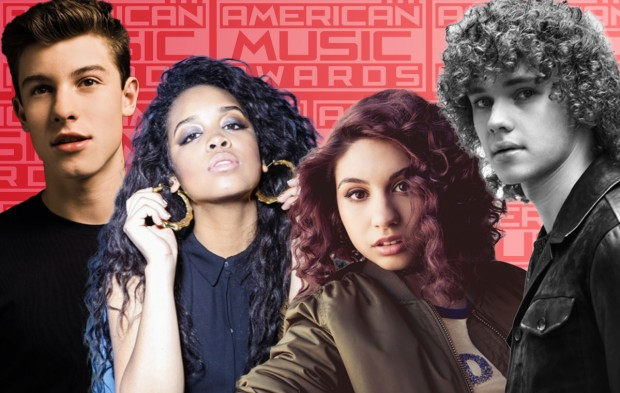 The Coca-Cola Red Carpet Live @ The AMAs to Stream on Yahoo