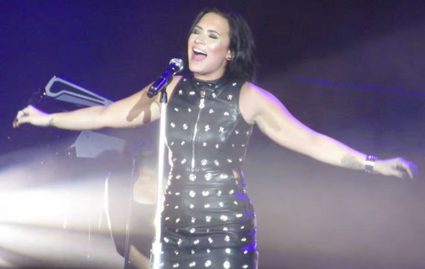 "Demi Lovato Slays Cover of Adele's ""Hello"""
