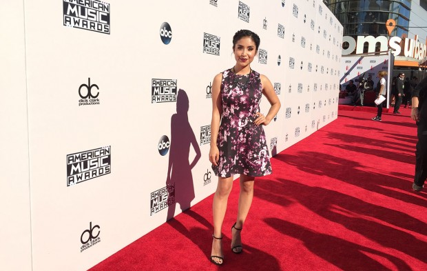 A Day at the AMAs with Lifestyle Guru Dulce Candy