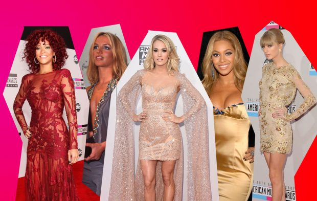Poll: Best AMAs Red Carpet Moments Of All-Time