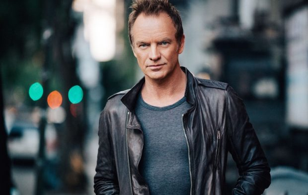 Sting to Receive American Music Award of Merit & Perform
