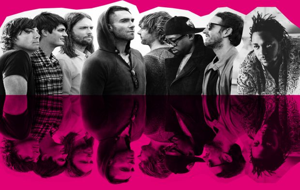 T-Mobile Finale to Star Maroon 5 and Kendrick Lamar