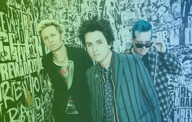 Green Day Rocks Their AMAs Rehearsal