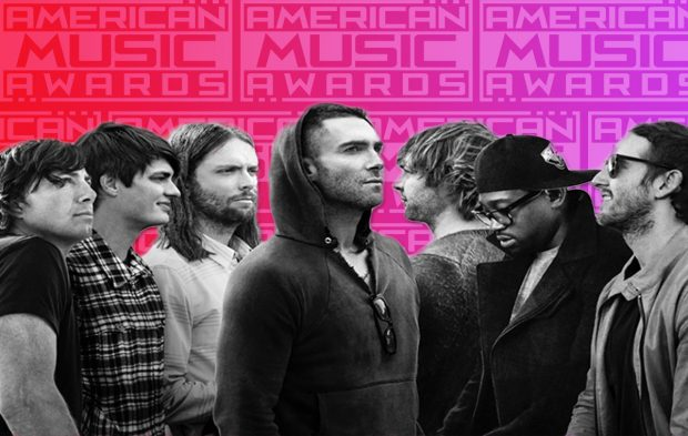 Everything You Wanna Know About Maroon 5's AMAs History