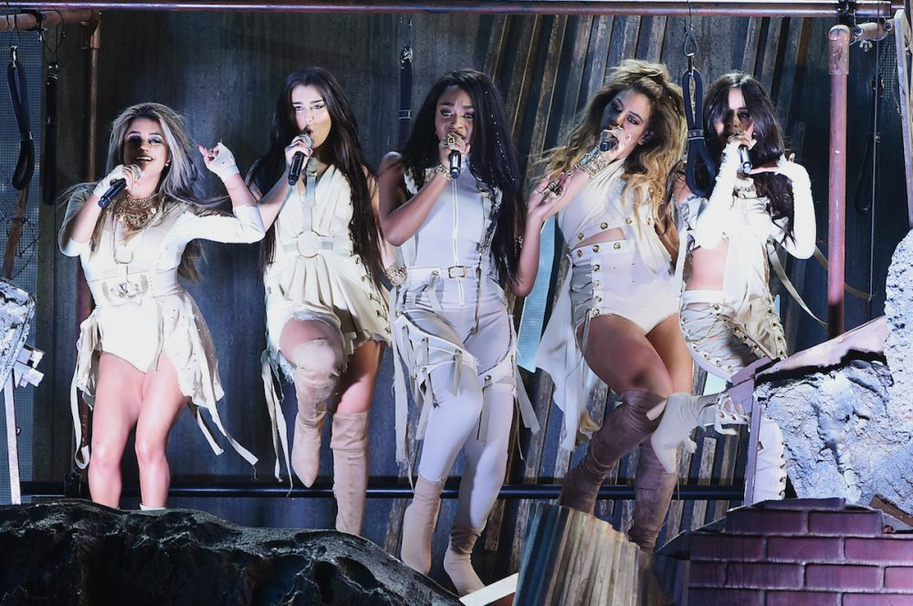 Fifth Harmony NYRE