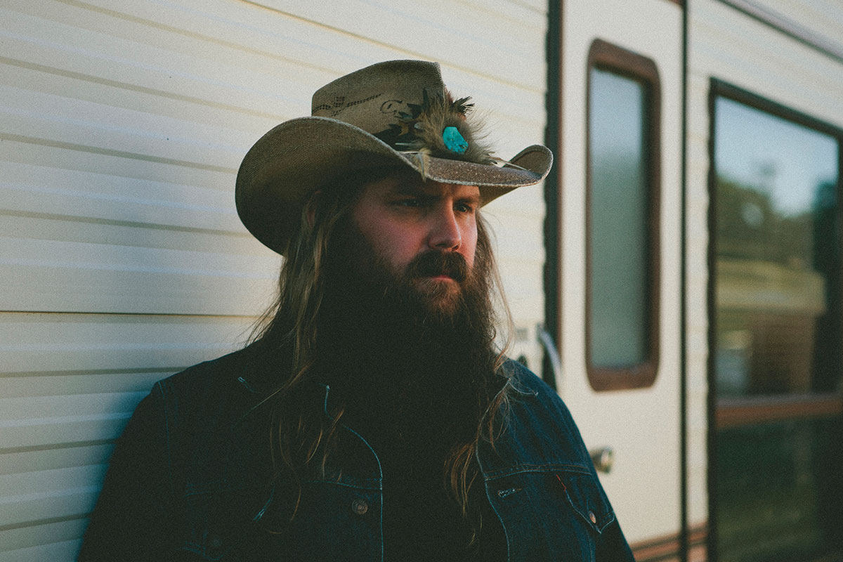 "Chris Stapleton ""From A Room: Volume 1"
