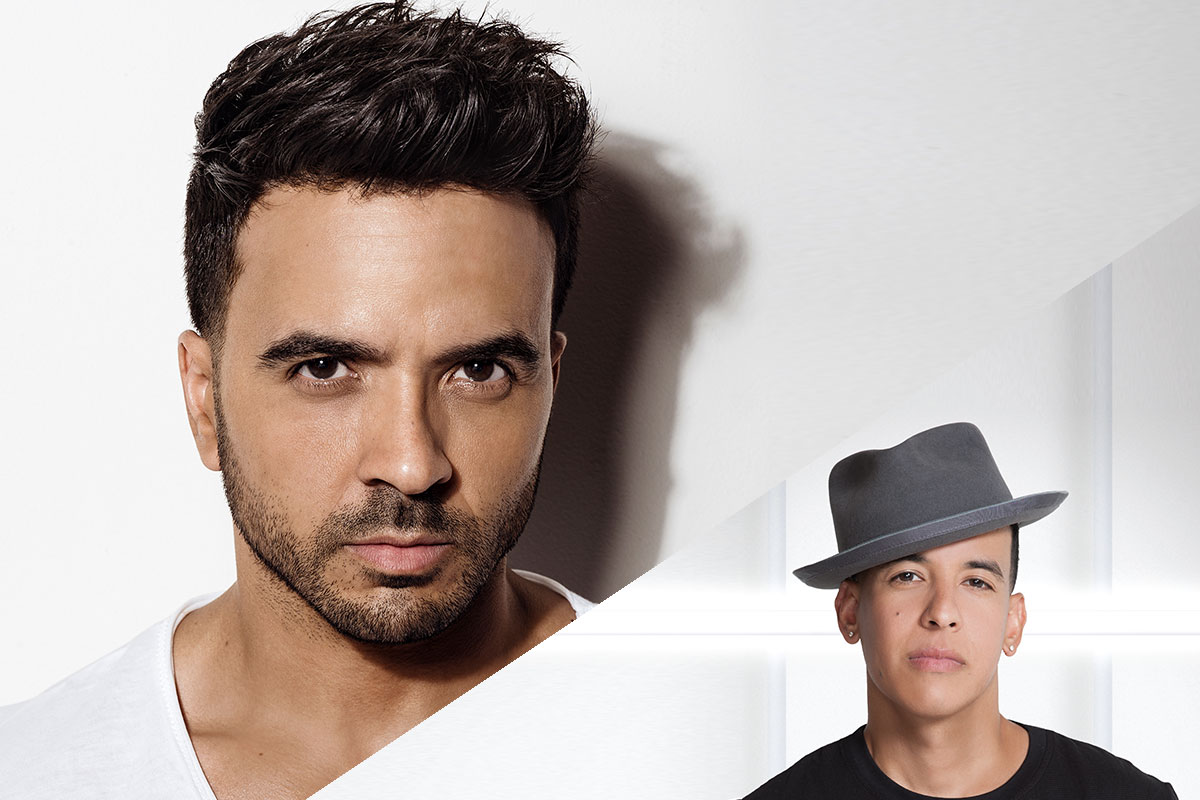 "Luis Fonsi featuring Daddy Yankee ""Despacito"""