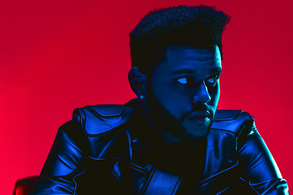"The Weeknd featuring Daft Punk ""Starboy"""
