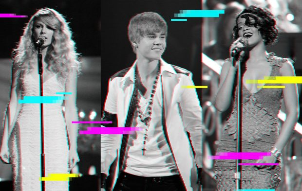 My First AMAs Performance: Taylor Swift, Bieber & More