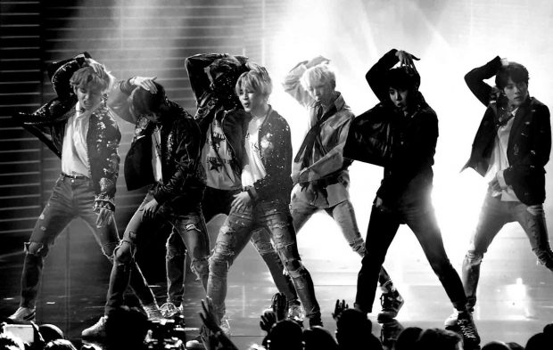 Photo Gallery: BTS at the 2017 AMAs