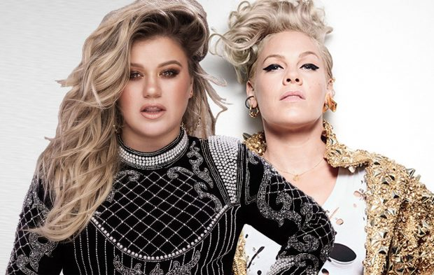 Kelly Clarkson & P!nk To Join Forces to Open the AMAs