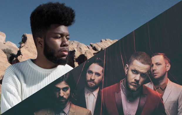 Here's Why Khalid and Imagine Dragons Are a Perfect Match
