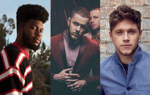 Imagine Dragons & Khalid and Niall Horan to Perform at AMAs