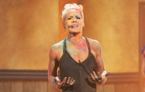Photo Gallery: P!nk at the American Music Awards