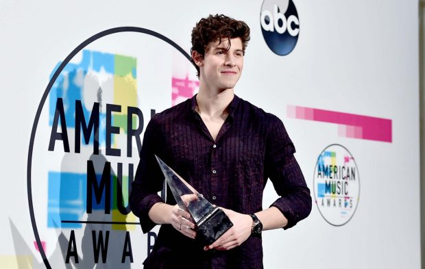 Every Photo You Need of Shawn Mendes at the 2017 AMAs