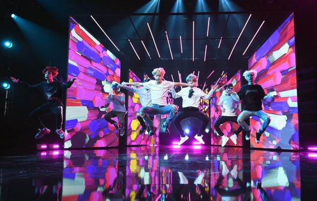 ARMY, We're Taking You Inside BTS' AMAs Rehearsal