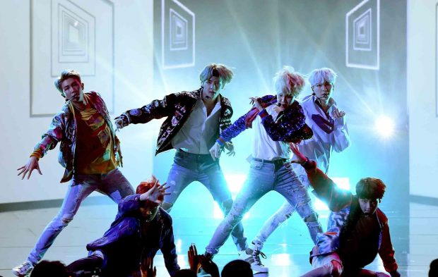 BTS Just Saved America With Their AMAs Performance