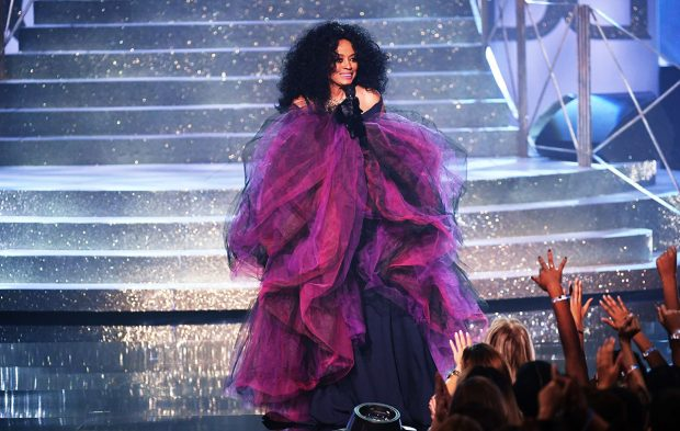 Diana Ross Reminded Us All Why She's a Legend at the AMAs