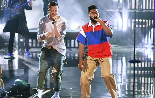 Imagine Dragons and Khalid Join Forces for Explosive Collab