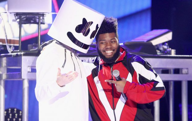 Did Khalid Have The Time of His Life Performing on NYRE?