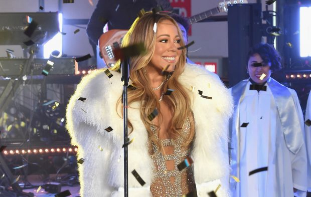 Mariah Carey, Camila Cabello and More SLAY New Year's Eve