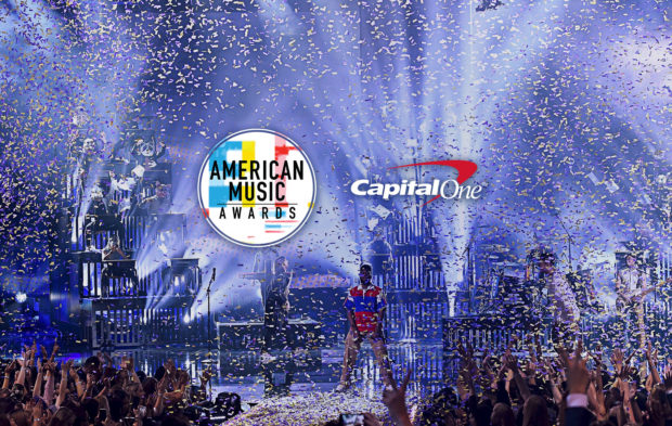 AMAs Announces Ticket Pre-Sale Presented by Capital One