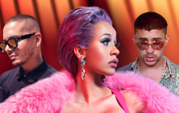 Cardi B, Bad Bunny & J Balvin to Perform