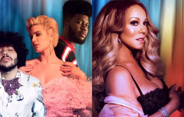 Mariah Carey, Benny Blanco, Halsey and Khalid to Perform