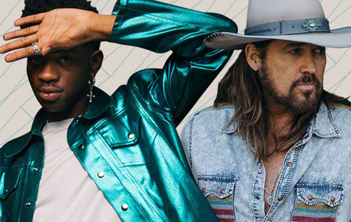 "Lil Nas X ft. Billy Ray Cyrus ""Old Town Road"""