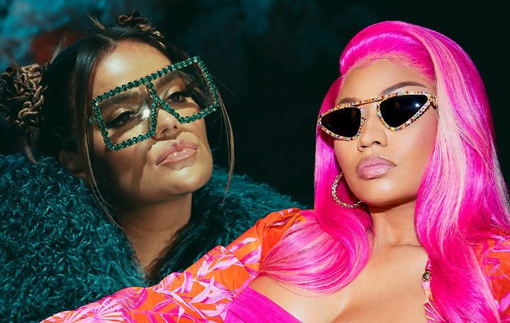 """KAROL G & Nicki Minaj """"Tusa"""""""