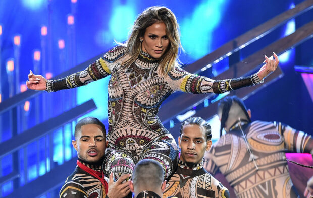 Jennifer Lopez and Maluma to Heat Up the Stage at AMAs